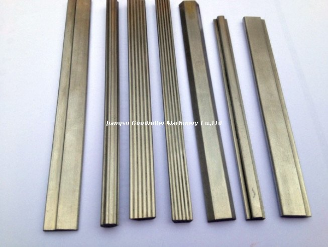 Shaped Stainless Steel