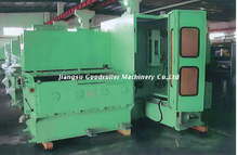 Cutting wire drawing machine
