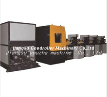 Common flat wire rolling machine