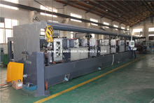 High-speed aluminum wire precision rolling mill