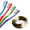 Nickle Silver Tooth Brush Anchor Wires