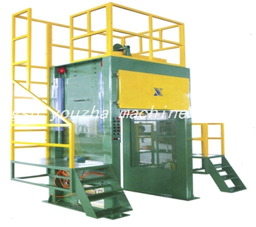 Professional Vertical Plum Blossom Take Up Machine