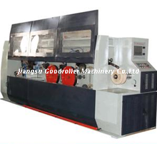 Precision wire rolling machine